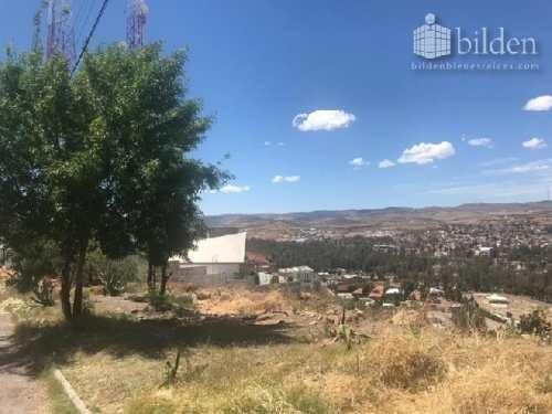 Terreno En Venta Fracc. Cerro De Los Remedios