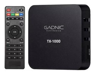 Conversor Smart Tv Android Tv Box Quadcore 4k