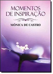 Coleção Momentos De Inspiração- 04 Livros Capa Dura- Novos §