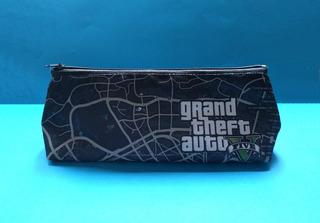 Cartuchera Triangular De Gta V Grand Theft Auto