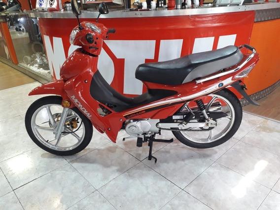 Mondial Ld S 110 A/d Okm Tamburrino Motos