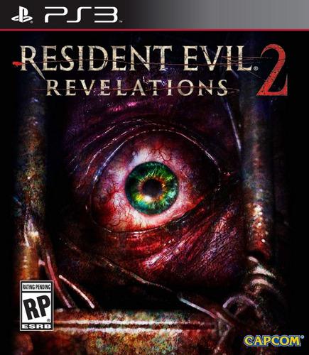 Resident Evil Revelations 2 Complete Season Ps3 Psn