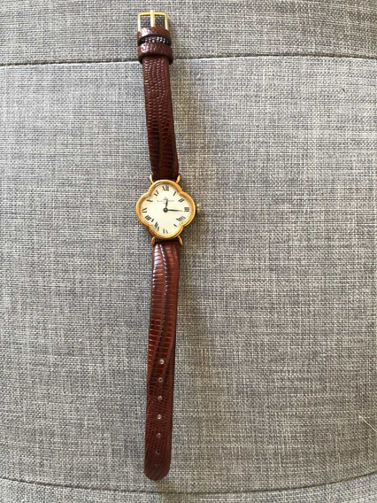 Relógio Baume Mercier Feminino Caixa De Ouro