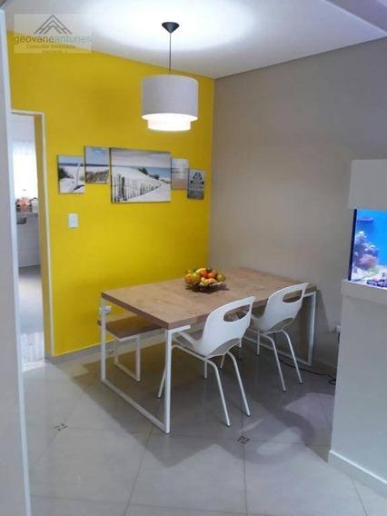 Casa Com 2 Dormitórios À Venda Por R$ 295.000 - Jardim Residencial Villa Amato - Sorocaba/sp - Ca0342