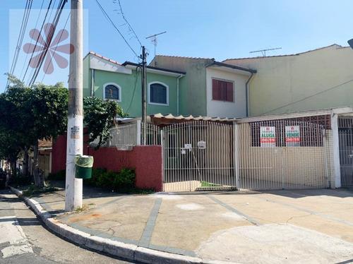 Imagem 1 de 15 de Casa Sobrado Em Parque Boturussu  -  São Paulo - 5652