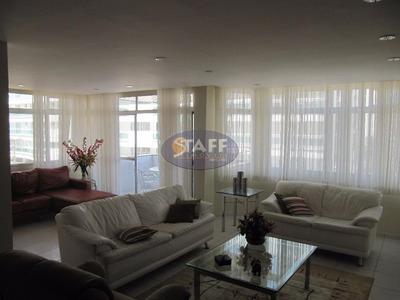 Apartamento Com 4 Dormitórios À Venda - Balneário Das Dunas - Cabo Frio/rj - Ap0362