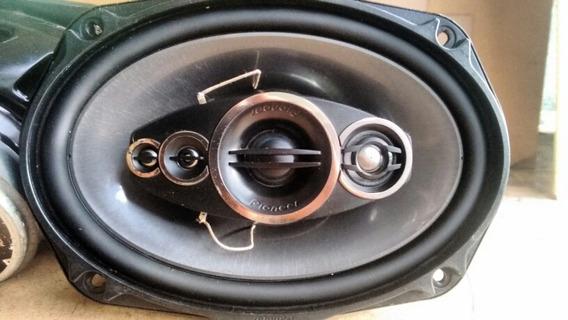 Alto Falantes 6x9 Pionner 600w Modelo Antigo 5 Par