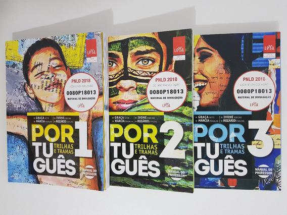 Livro Português - Trilhas E Tramas | Professor