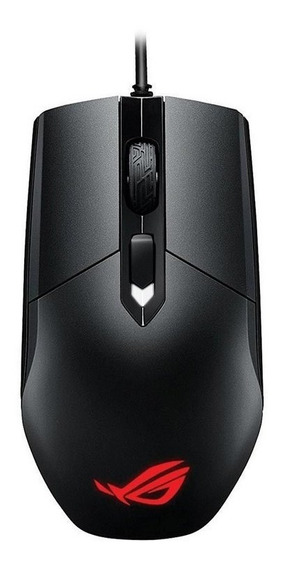Mouse Gamer Asus Rog Strix Impact Rgb 5000dpi