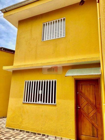 Sobrado Com 3 Dorms, Vila Helena, Santo André - R$ 362 Mil, Cod: 290 - V290