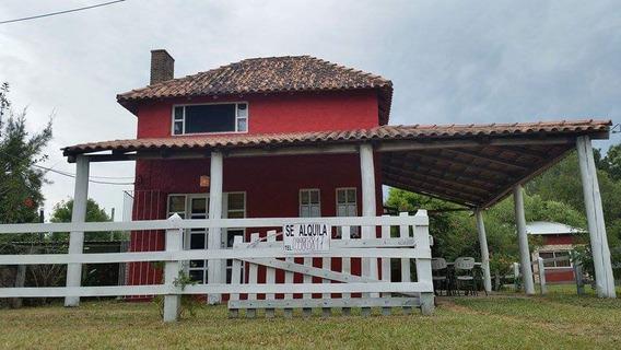Casa Alquiler Laguna Merin