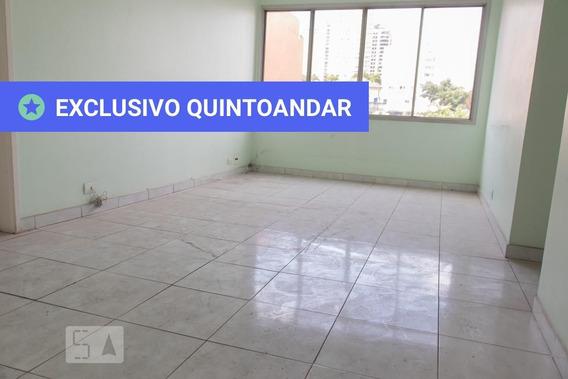 Apartamento No 2º Andar Com 2 Dormitórios E 1 Garagem - Id: 892984416 - 284416