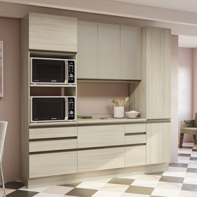 Cozinha Completa Planejada 5pc Maxxi Kappesberg Cb342