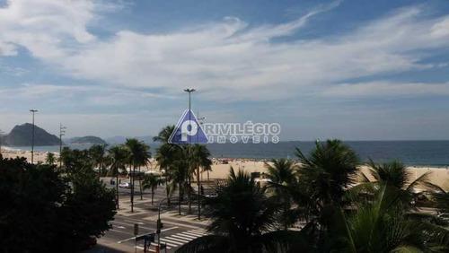 Imagem 1 de 28 de Apartamento À Venda, 4 Quartos, 2 Vagas, Copacabana - Rio De Janeiro/rj - 4356