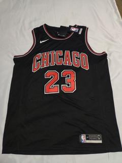 Jersey Nba Chicago Bulls Michael Jordan#23 L