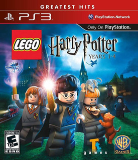 Lego Harry Potter Years 1-4 Ps3 Nuevo Fisico Od.st