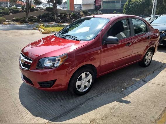 Chevrolet Aveo 2018 1.6 Ls At