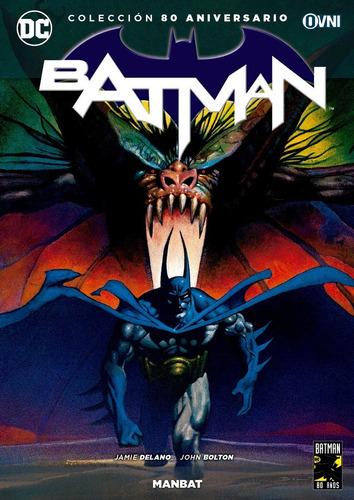 Comic - Batman: Manbat - Ovni Press