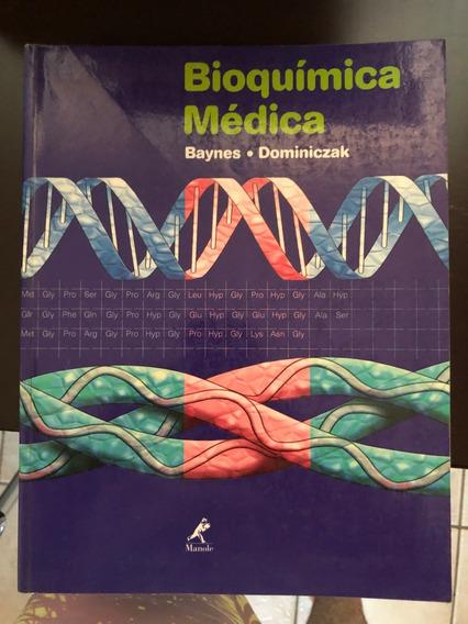 Livro - Bioquímica Médica - Baynes - 1ª Edição