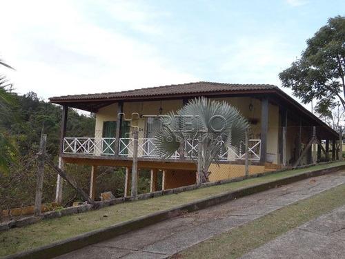 Imagem 1 de 15 de Venda-chacara-em Condominio-luiz Carlos - Gurarema -1.000m²-05 Dorms-09 Vagas - V-2475