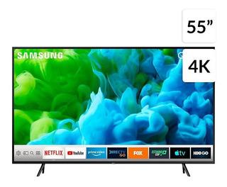 Qled 55 Samsung Qn55q60ragxzs Smart Tv 4k Envio Gratis