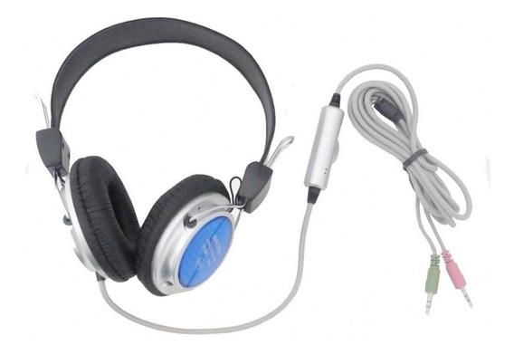 Fone De Ouvido Com Microfone Fancong 915m.v Pronta Entrega