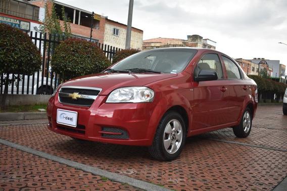 Chevrolet Aveo Emotion 1.600 C.c 4 Puertas , Sedan