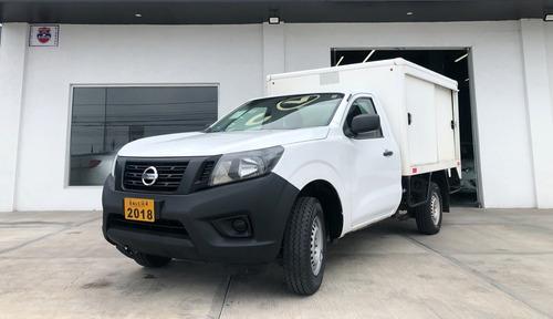 Imagen 1 de 14 de Nissan Np300 Caja Seca A/ac Tm6 2.5l 2018 Iva Credito Financ