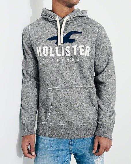 Hollister Casaco De Moletom Masculino Importado Varias Cores 100% Original Pulover Polos Meias Cuecas Abercrombie Tommy