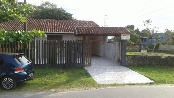 Casa Para Locação Temporada No Leblon Em Pontal Do Paraná - - 16l