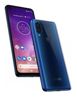 Motorola One Vision Azul Safira 128gb