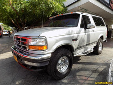 Ford Bronco Elite Xlt At 5000cc 4x4