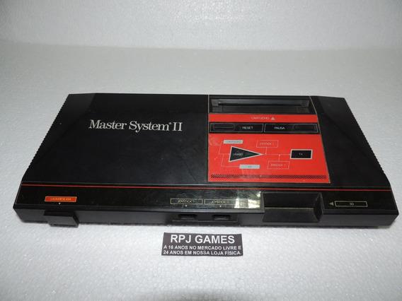 Master System 2 Somente O Console - Funcionando - Loja Rj