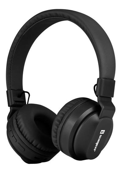 Headset Fone Ouvido Sem Fio Sly11 Stereo Bluetooth Mic Fm5.1