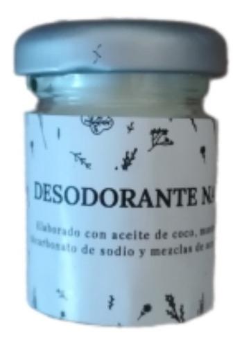 Desodorante Natural Vegano - g a $500