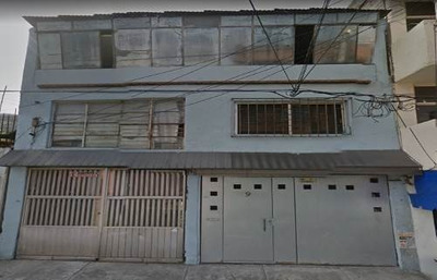 Casa En Venta En Calle Brasilia, San Pedro Zacatenco