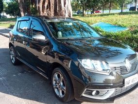 Renault Sandero 1.6 Gt-line Flex 5p - Revisado- Abaixo Fipe