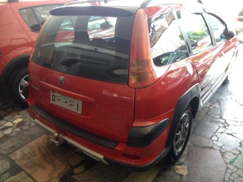 Peugeot 206 Sw Escapade 1.6 (flex) 2007
