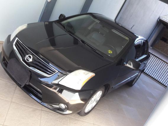 Vendo/ Troco Nissan Sentra 2.0 S Flex Aut. 4p