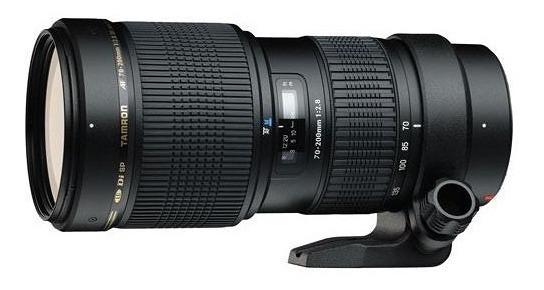 Lente Tamron 70-200mm F/2.8 Di Ld (if) Macro Af Nikon