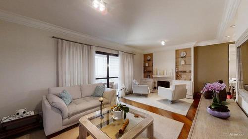 Imagem 1 de 30 de Amplo Apartamento De 3 Dormitórios No Bairro Vila Andrade - Ap373218v