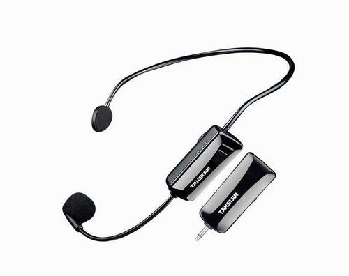 Micrófono Inalámbrico Diadema Uhf Takstar Recargable