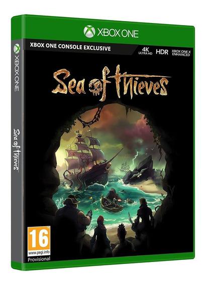 Jogo Sea Of Thieves - Xbox One - Lacrado