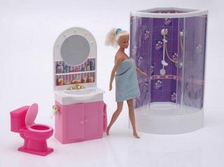 Baño Para Muñecas - Gloria
