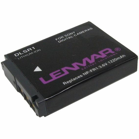 Remplazo Lenmar Para Bateri Recargable Sony Np-fr1 Dlsr1