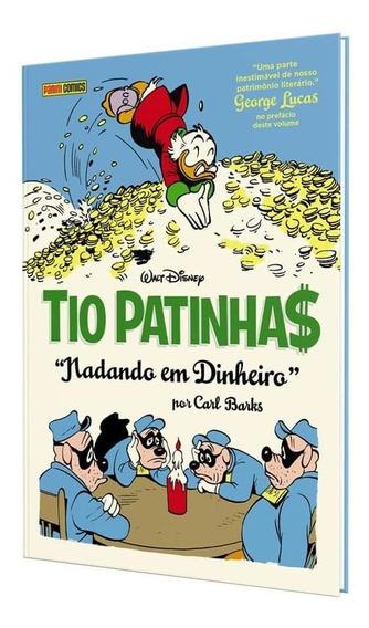 Tio Patinha$ Por Carl Barks - Nadando Em Dinheiro