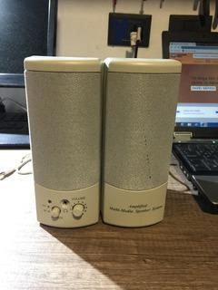 Parlantes Pc 2.0 Multimedia Speaker