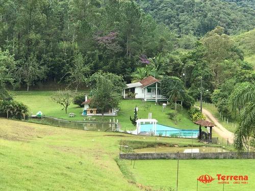 Sítio Rural À Venda, 4,500 M² Por R$ 750.000 - Gaspar Alto - Gaspar/sc - Si0012