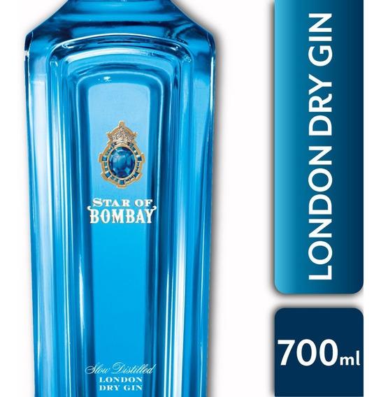 Gin Star Of Bombay 700ml 47,5°