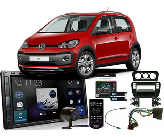 Dvd Player Volkswagen Up 2014 A 2017 Avh-z5280tv Completo